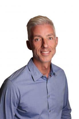 Founder & Director of Air Options Wayne Longman